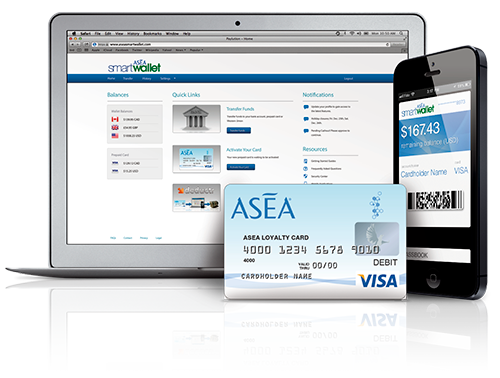 Asea Payment method. Get paid the smart way