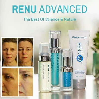 Asea Renu Advanced. Unique redox signaling molecules skin care product.